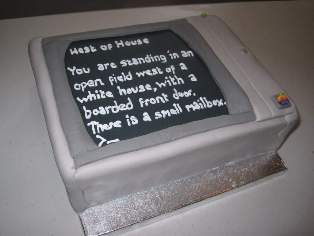 The Zork Cake